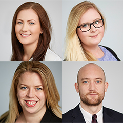 The Clear Edge team continues to grow with four new appointments