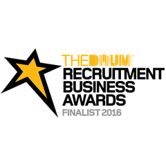 Clear Edge shortlisted in Best Niche/Specialist category at 2016 Recruitment Business Awards